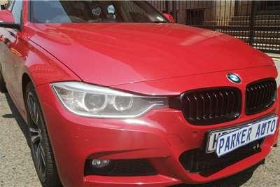 BMW 3 Series F30 2015