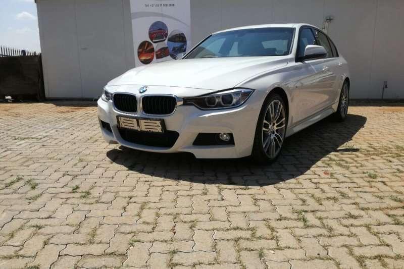 2015 BMW 3 Series 33
