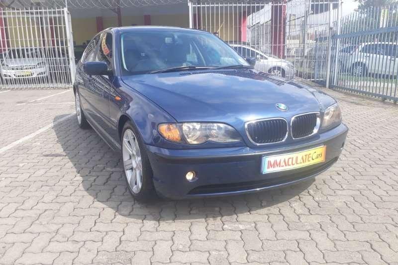 2003 BMW 3 Series 330d auto
