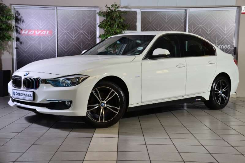2012 BMW 3 Series 320i Luxury Line auto