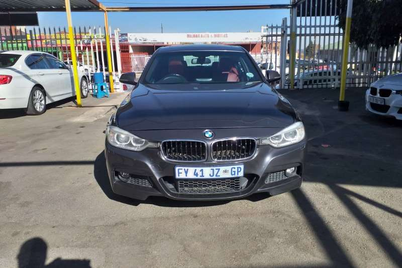 2014 BMW 3 Series 320i Luxury Line sports auto