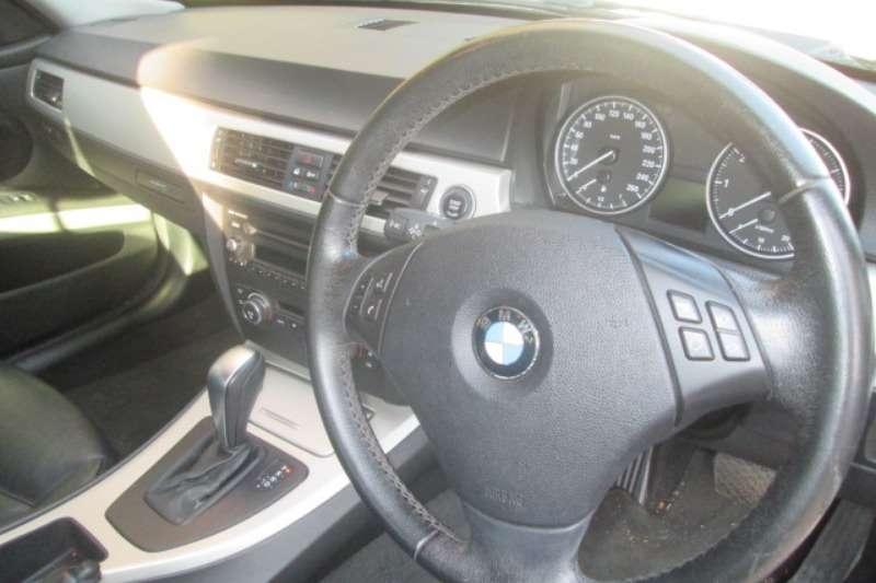2011 BMW 3 Series 320i Start steptronic