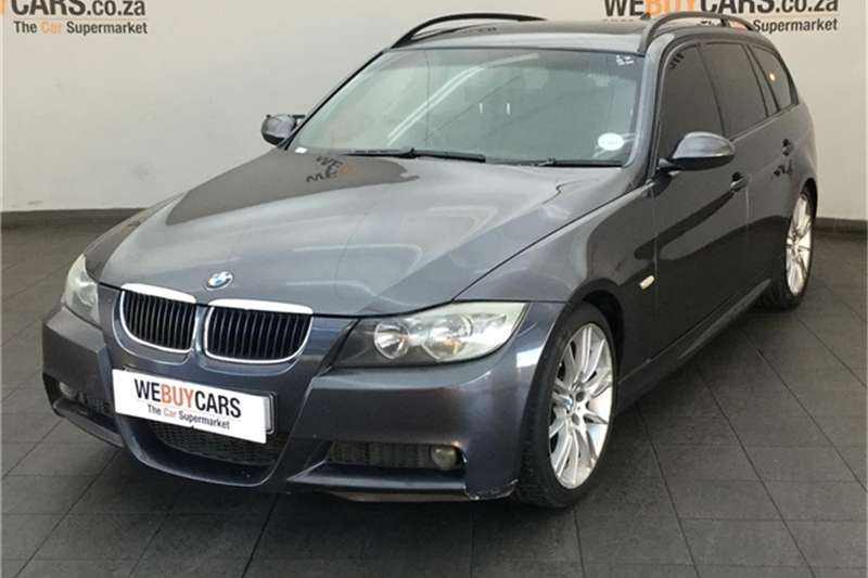 2008 BMW 3 Series 320d Touring M Sport steptronic