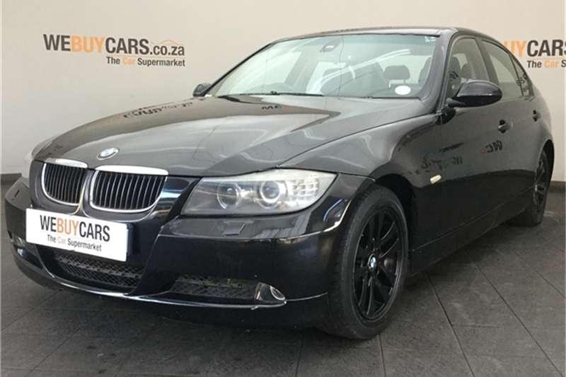 2012 BMW 3 Series 320i M Sport steptronic