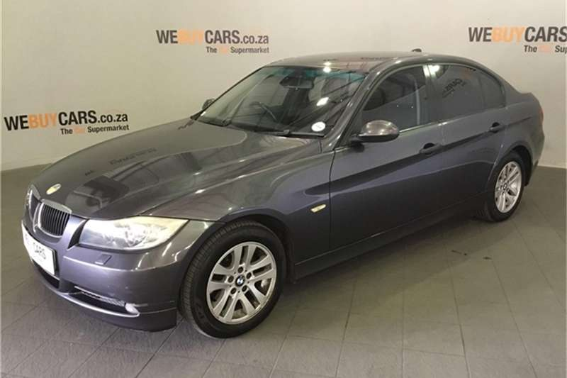 2006 BMW 3 Series 320i Exclusive steptronic