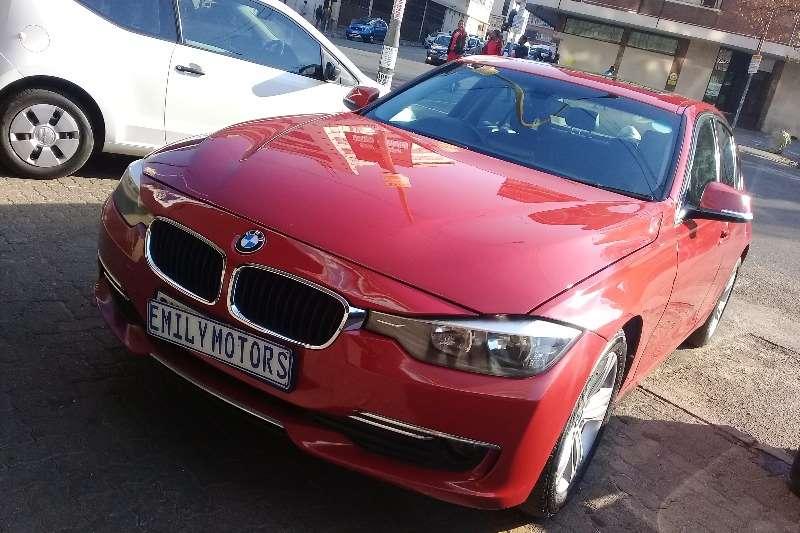 2012 BMW 3 Series 320i GT M Sport