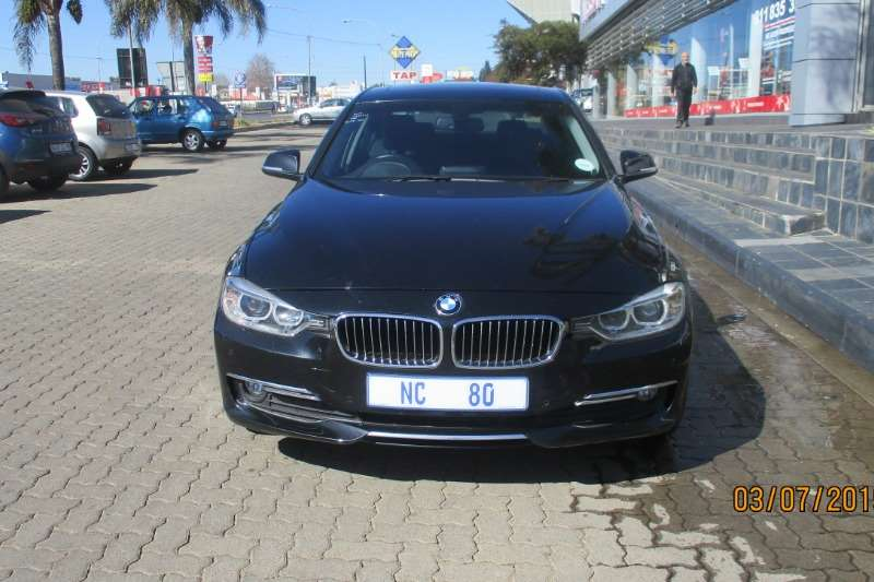 2015 BMW 3 Series 320d Luxury auto