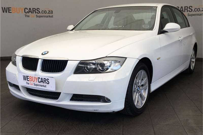 2006 BMW 3 Series 320i Exclusive