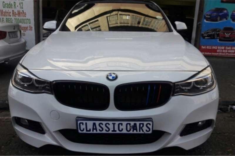 2016 BMW 3 Series 320d M Sport sports auto