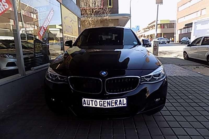 2015 BMW 3 Series 320d GT M Sport auto