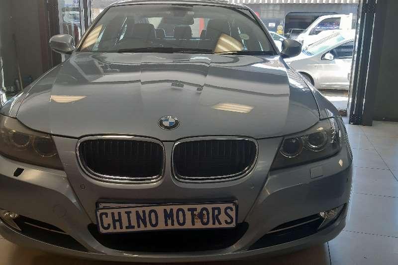 2010 BMW 3 Series 320i auto