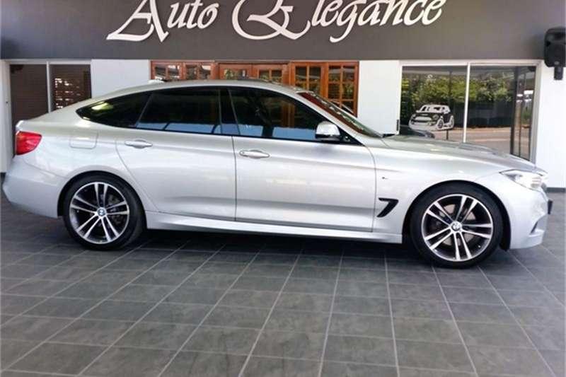 2015 BMW 3 Series 328i GT M Sport auto