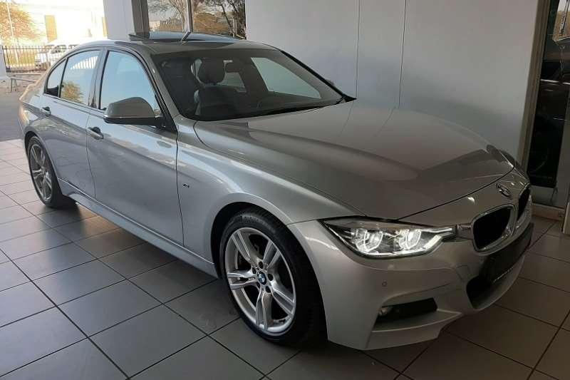 2018 BMW 3 Series 318i M Sport auto