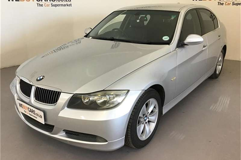 2007 BMW 3 Series 325i steptronic