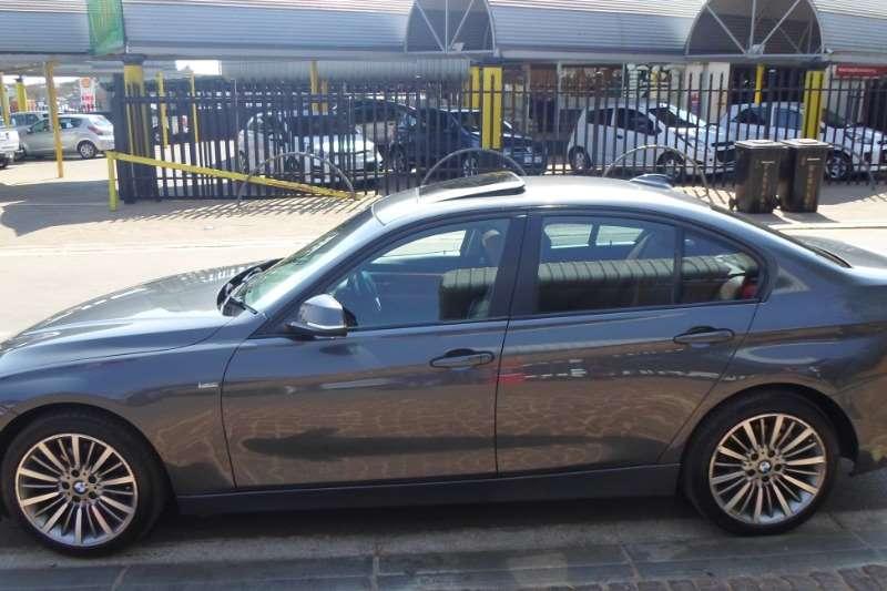 2016 BMW 3 Series 320i M Sport