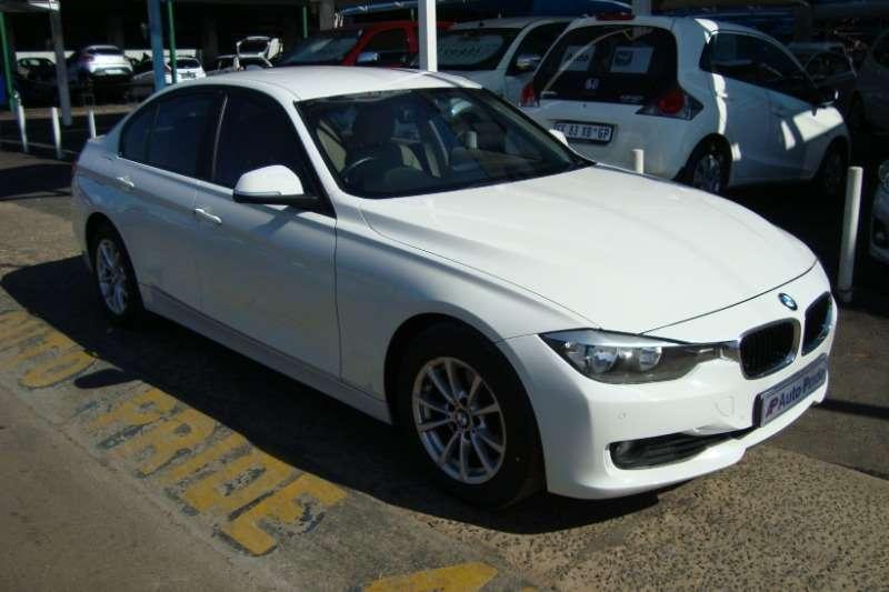 2013 BMW 3 Series 320i auto