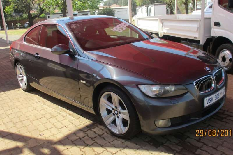 2007 BMW 3 Series 325i coupé steptronic