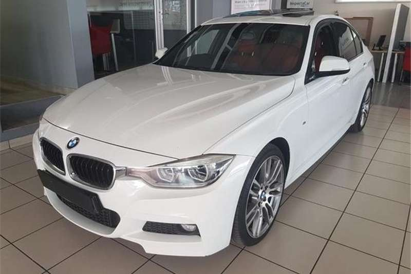 2016 BMW 3 Series 320i coupé M Sport auto