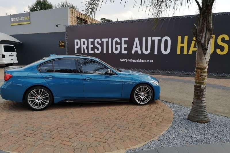 2014 BMW 3 Series 330d M Performance Edition sports auto