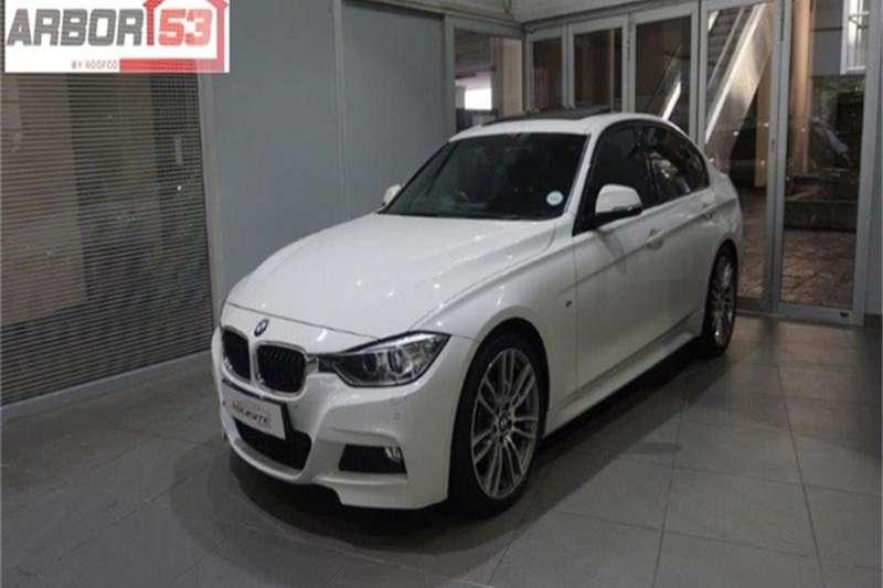 2014 BMW 3 Series 330d M Sport