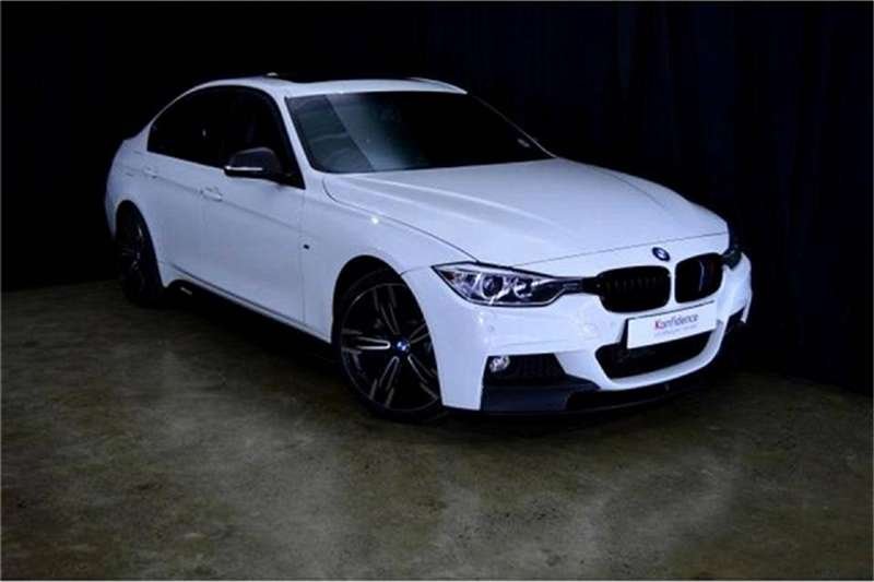 2014 BMW 3 Series 320d M Performance Edition auto