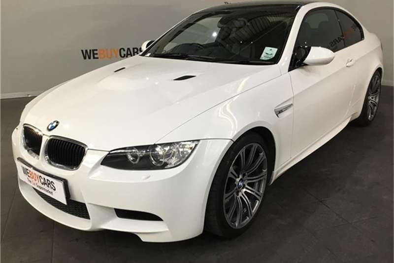2012 BMW 3 Series M3 coupé auto
