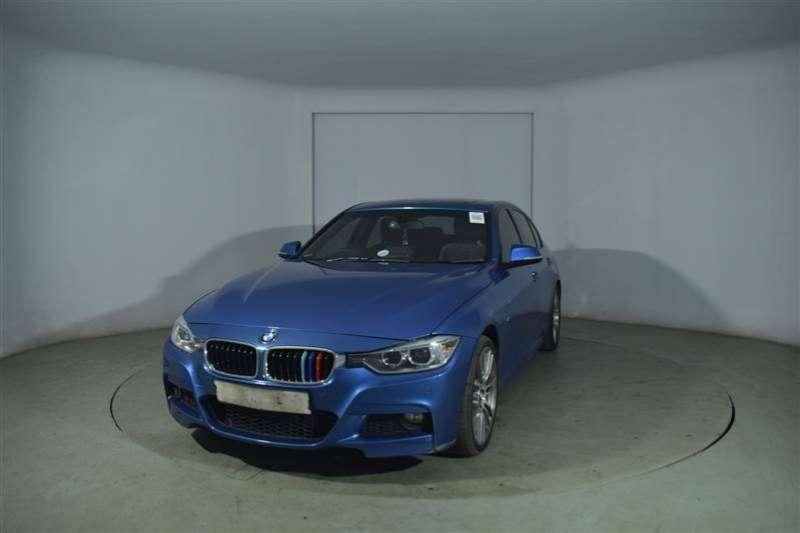 2015 BMW 3 Series 320i Modern auto