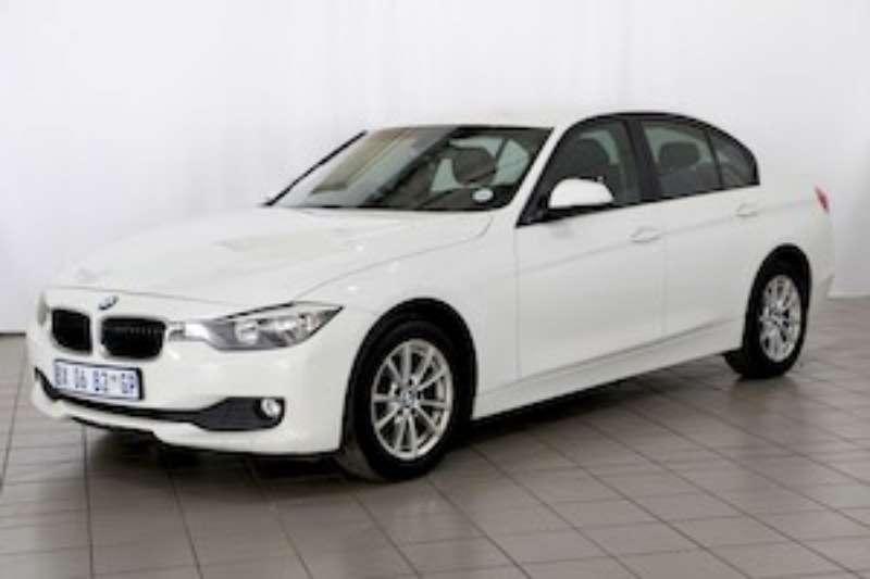 2012 BMW 3 Series 316i