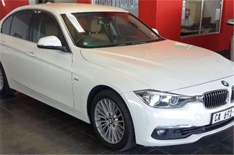 2017 BMW 3 Series 320i auto