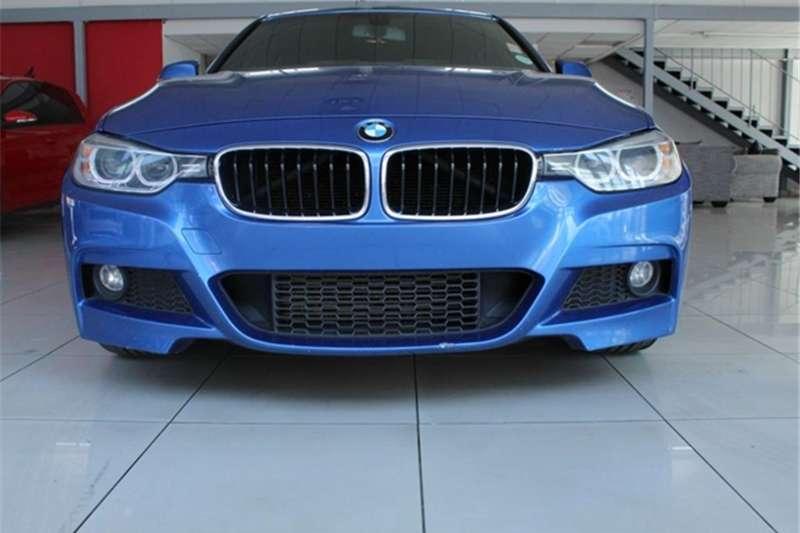 2013 BMW 3 Series 320i M Sport