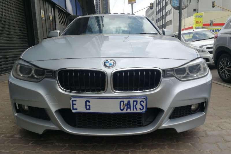 2015 BMW 3 Series 320i M Performance Edition auto
