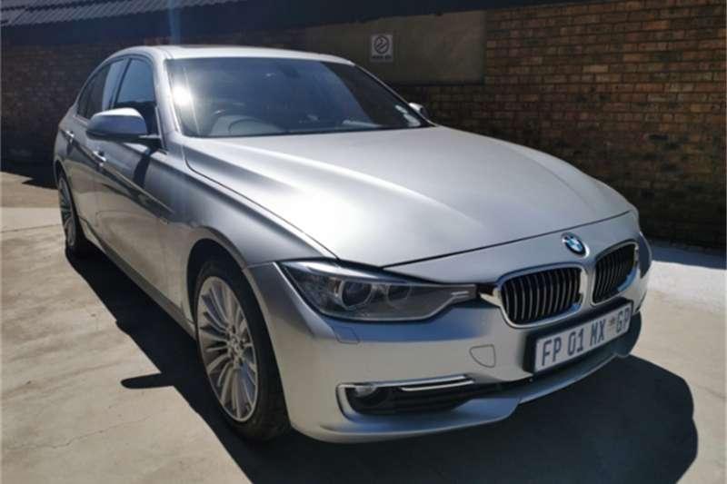 2014 BMW 3 Series 320d Luxury auto