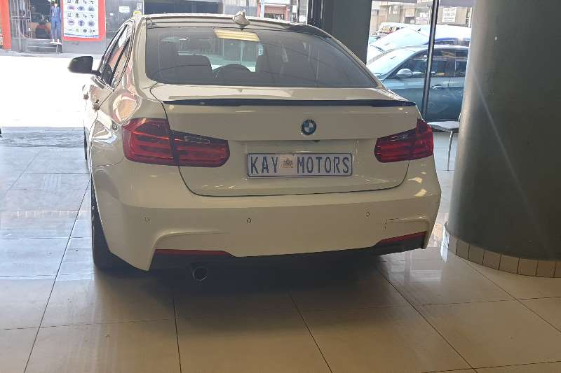 2015 BMW 3 Series 320d Edition M Sport Shadow