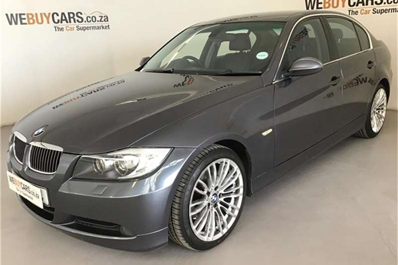 2008 BMW 3 Series 323i steptronic
