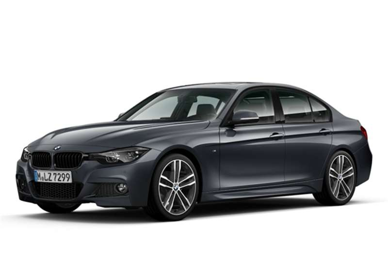 2018 BMW 3 Series 320d Edition M Sport Shadow auto
