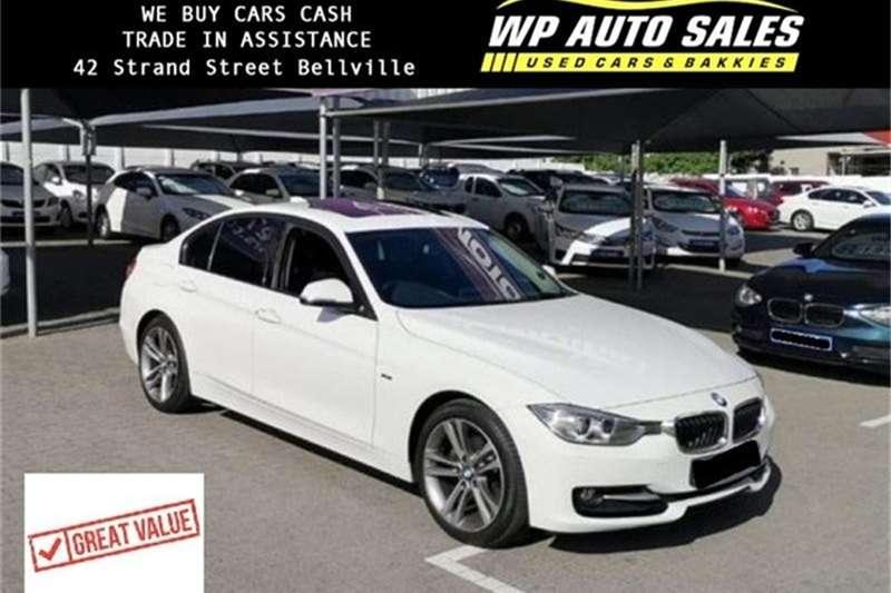 2013 BMW 3 Series 320d Sport auto