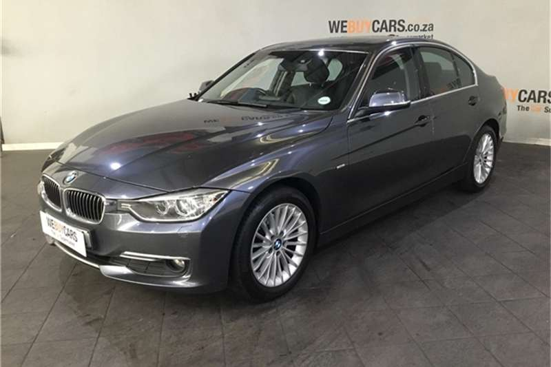 2014 BMW 3 Series 320d Luxury auto