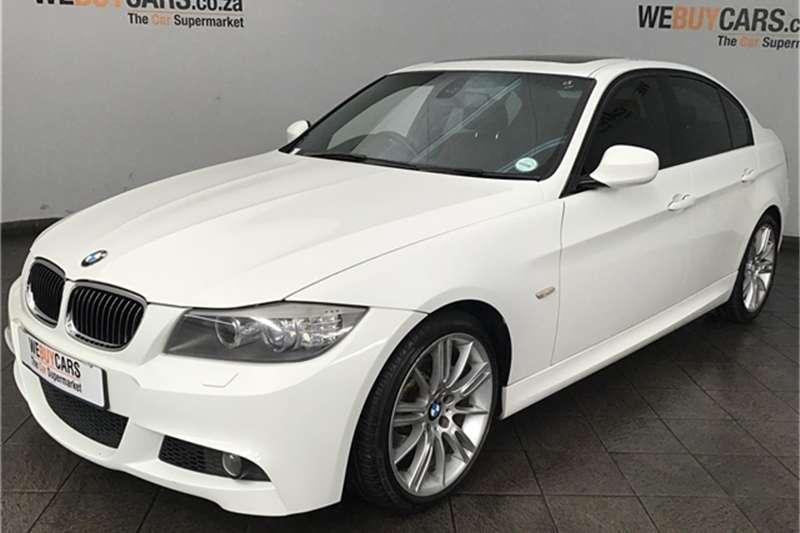 2012 BMW 3 Series 330i steptronic