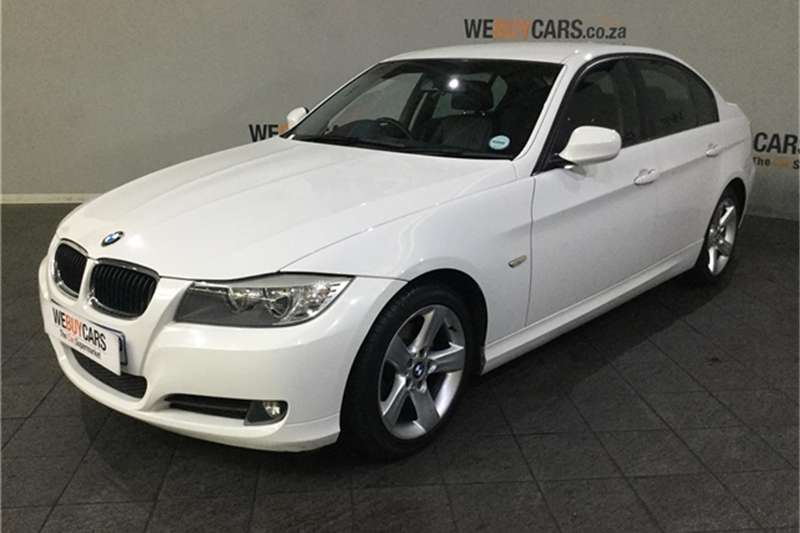 2010 BMW 3 Series 320i steptronic