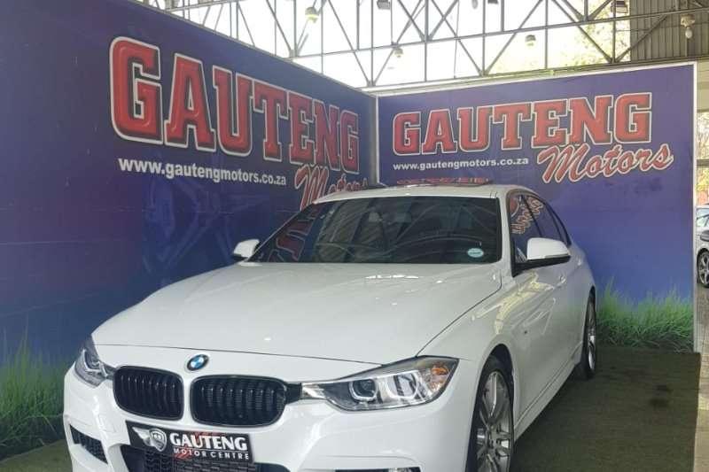 2015 BMW 3 Series 328i M Sport sports auto