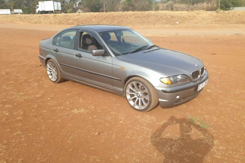 2004 BMW 3 Series 318i Luxury Line