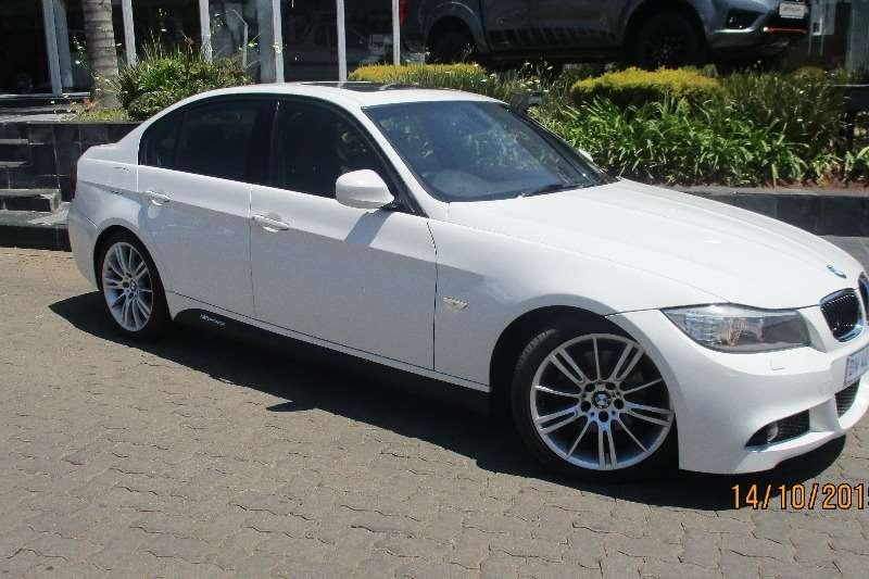 2012 BMW 3 Series 325i M Sport steptronic