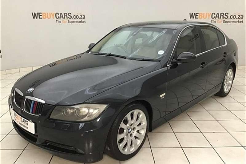 2007 BMW 3 Series 325i steptronic