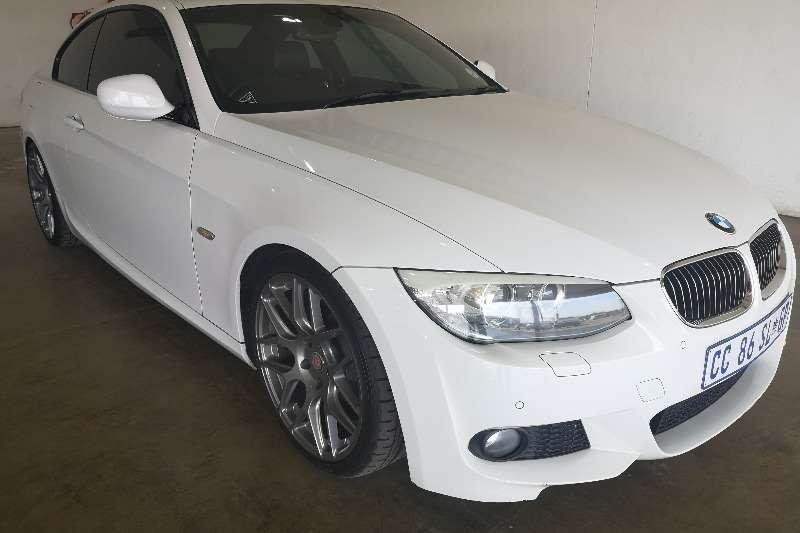 2012 BMW 3 Series 325i coupé auto