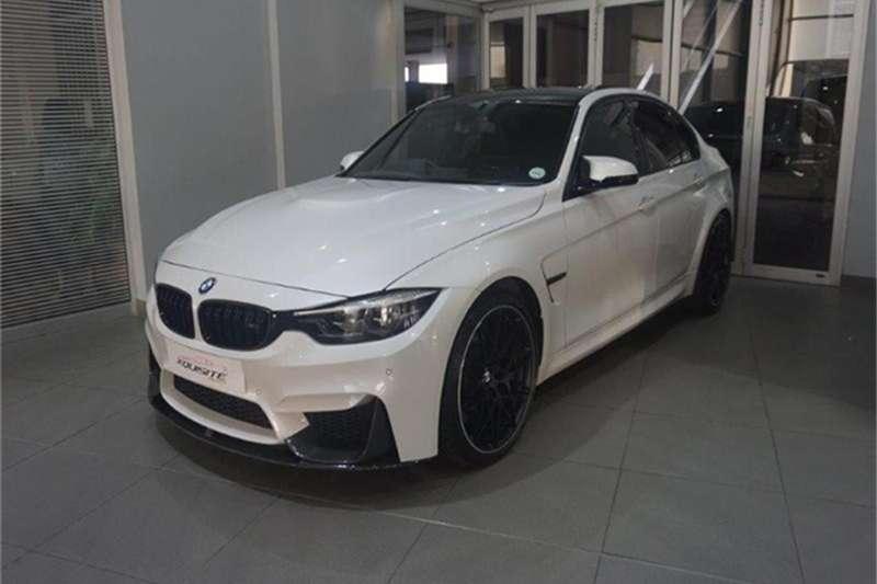 2017 BMW 3 Series M3 auto