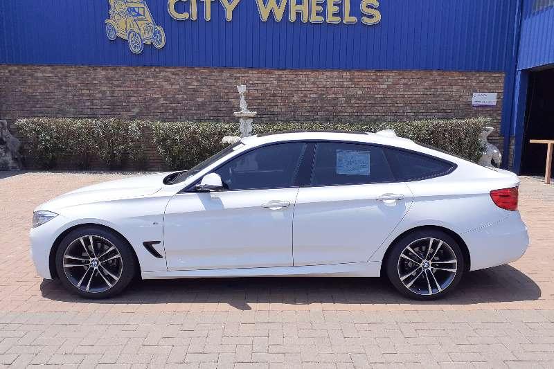 2014 BMW 3 Series 320d GT M Sport auto