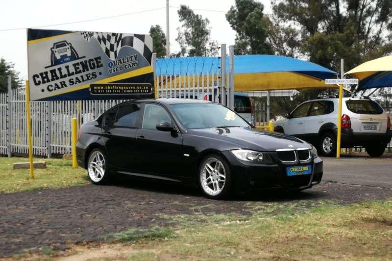 2006 BMW 3 Series 320d M Sport auto