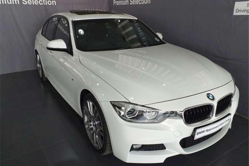 2019 BMW 3 Series 320d M Sport auto