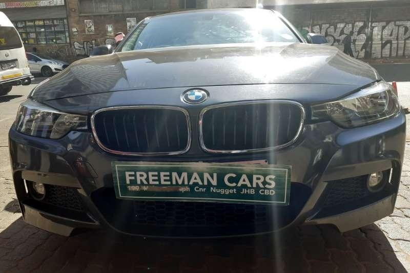 2013 BMW 3 Series 320d Dynamic