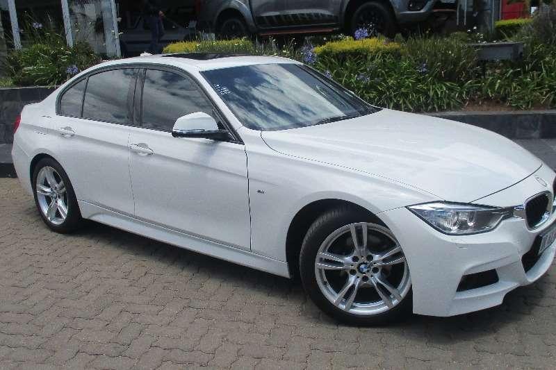 2015 BMW 3 Series 320i M Sport auto